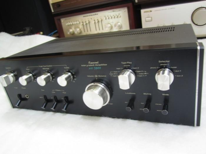 AMPLI SANSUI 59001