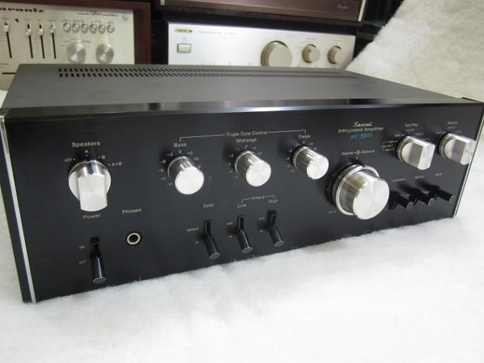 AMPLI SANSUI 59002