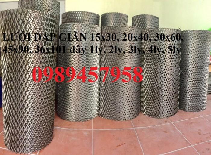 Lưới mắt cáo, lưới hình thoi 10x20, 20x40, 30x60, 45x90, 22x60, 36x1016