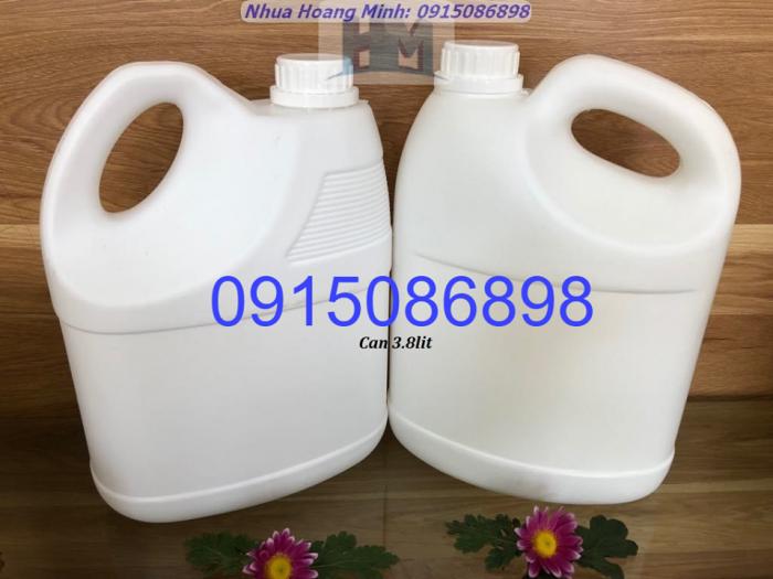 Công ty sản xuất CHAI NHỰA, CAN NHỰA đựng nước giặt xả, nước lau sàn...0