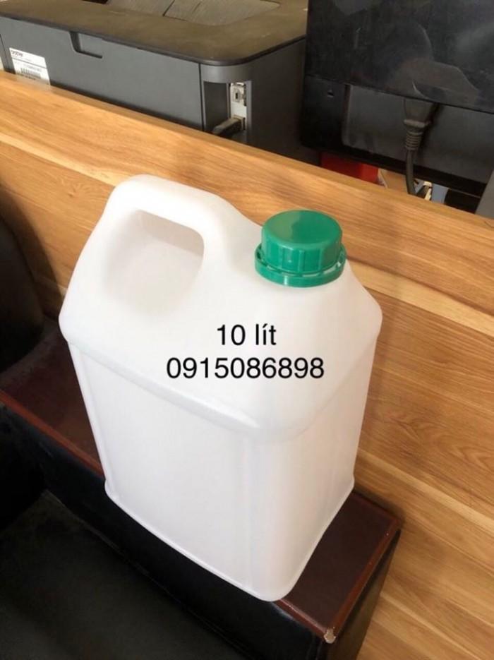 Công ty sản xuất CHAI NHỰA, CAN NHỰA đựng nước giặt xả, nước lau sàn...3