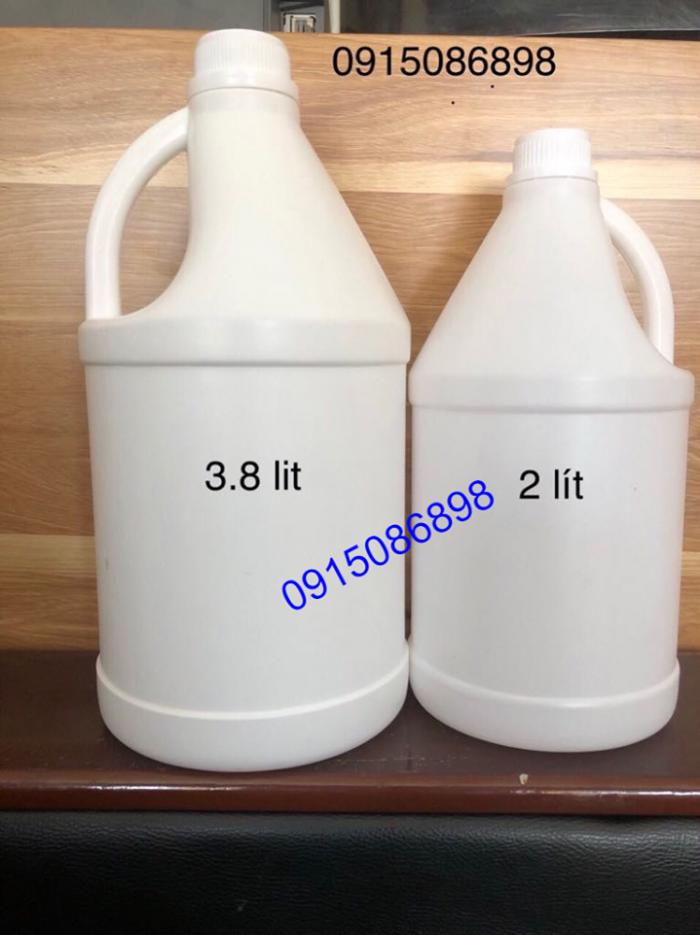Công ty sản xuất CHAI NHỰA, CAN NHỰA đựng nước giặt xả, nước lau sàn...7