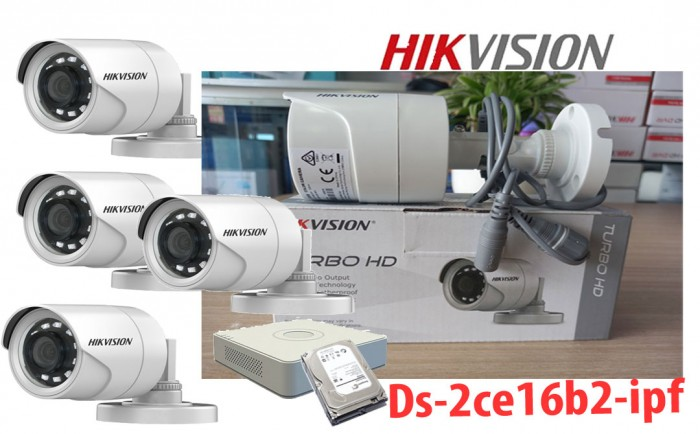 Camera thương hiệu HIKVISION 2.0megapixel0
