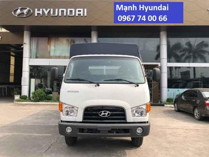 Xe tải 7 tấn - Thùng 5m - Hyundai 110SP - KM 100% LPTB0