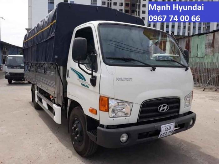 Xe tải 7 tấn - Thùng 5m - Hyundai 110SP - KM 100% LPTB2
