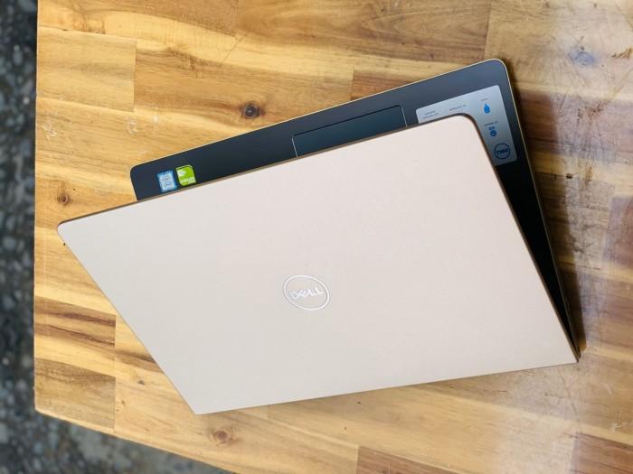 Laptop Dell Vostro 5568, i5 7200U SSD128+500G Vga 940MX Đẹp Keng A rẻ0