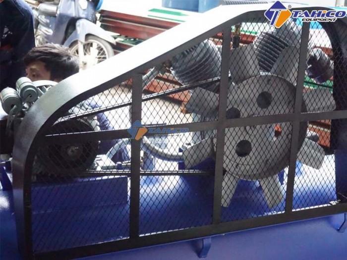 Máy nén khí Gezmany GZ600 7,5 HP tại Củ Chi0