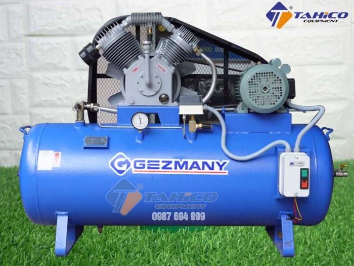 Máy nén khí Gezmany GZ600 7,5 HP tại Củ Chi4