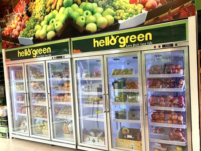 Tủ mát bảo quản hoa quả, trái cây nhập khẩu3