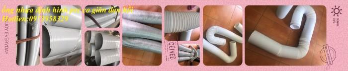 Cung cấp ống nhựa pvc định hình cố định phi 100, 125,150,200 ( 2.8 - 5 met)2