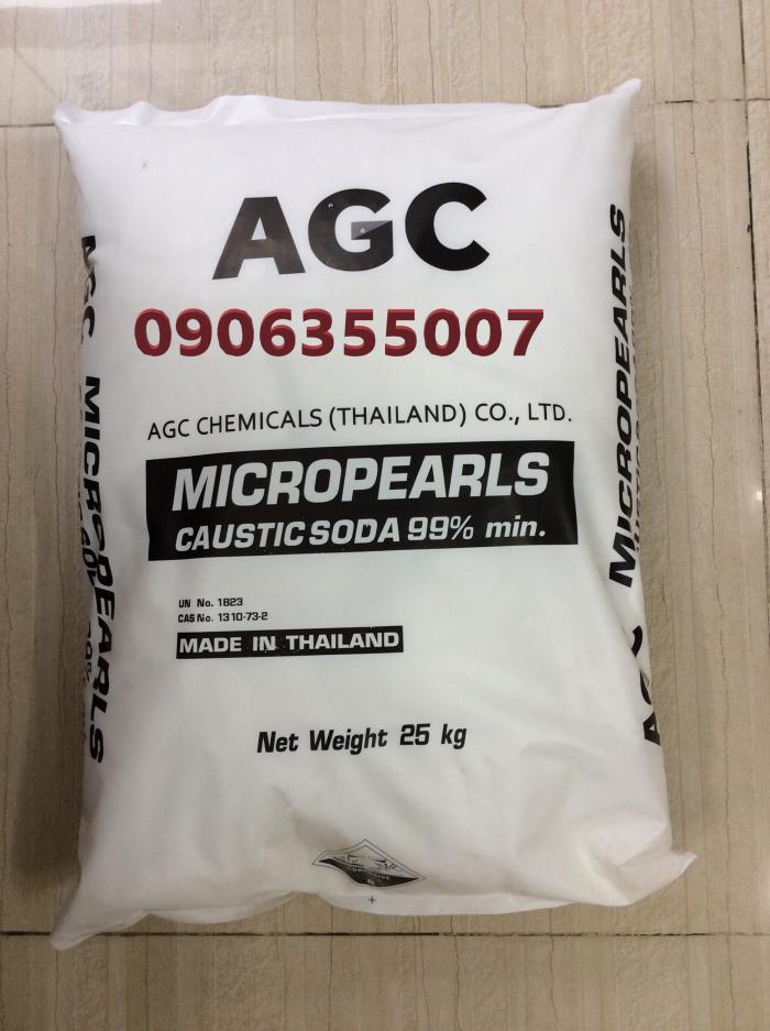 Cauticsoda Micropearls 99%  (NaOH)0