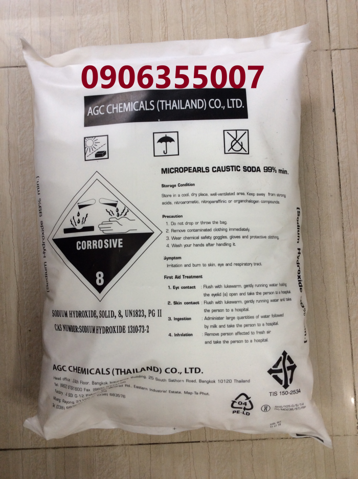 Csuticsoda Micropearls 99%  (NaOH)1