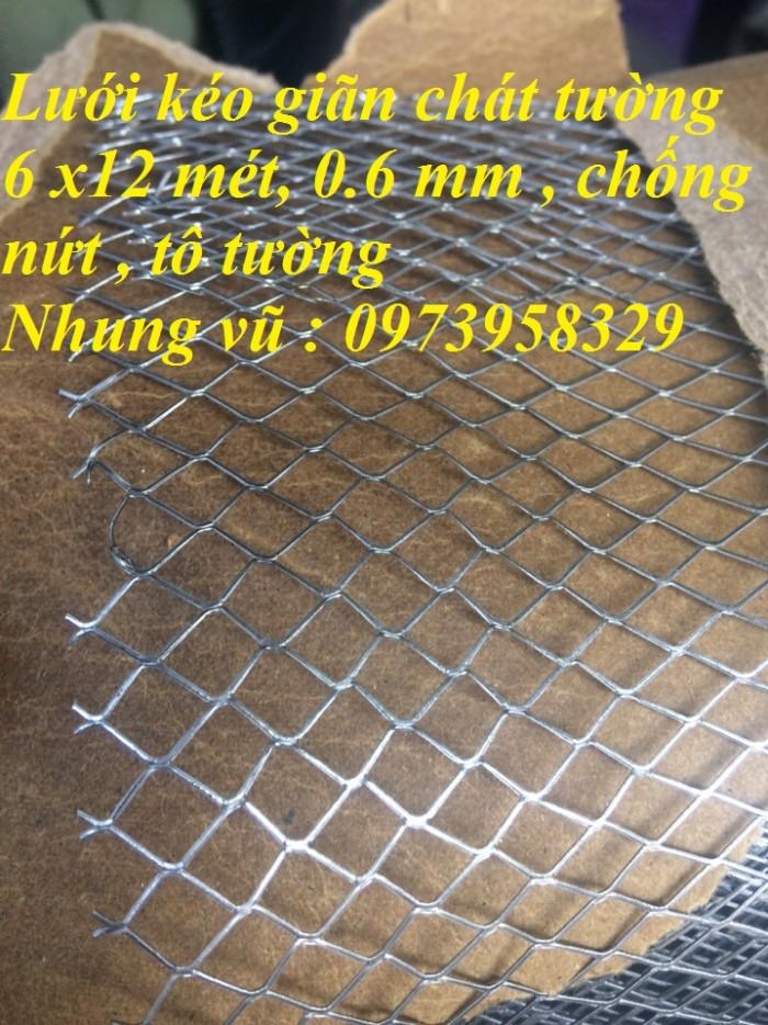 Lưới tô tường chốt nứt ô vuông phi 0.5 ( 5 x 5mm), dây 1 ( 10 x10mm)5