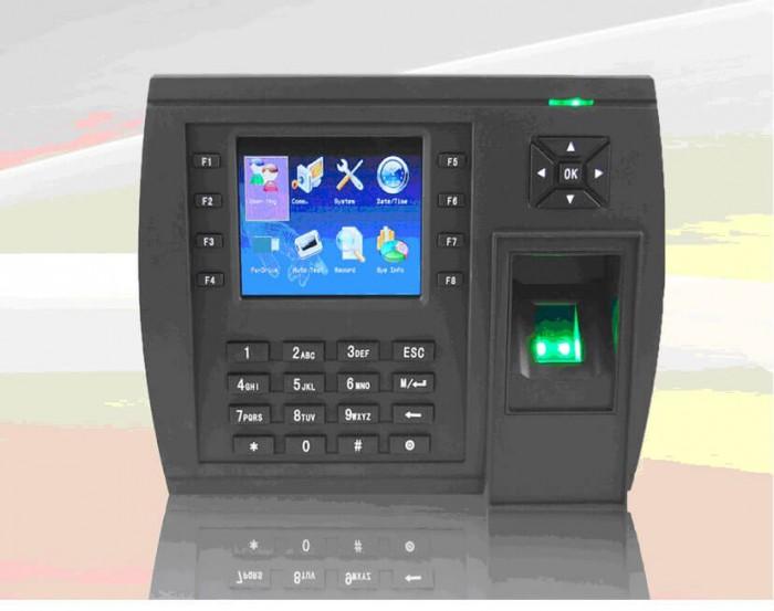 Bán Máy chấm công vân tay + thẻ cảm ứng MITA 8683: Dung lượng lớn2