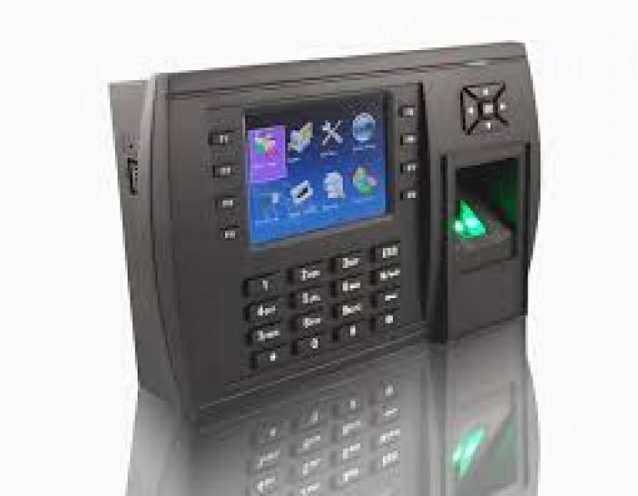 Bán Máy chấm công vân tay + thẻ cảm ứng MITA 8683: Dung lượng lớn1