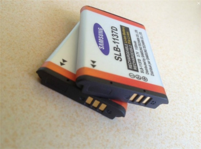 Pin Máy Ảnh Samsung SLB-1137D1