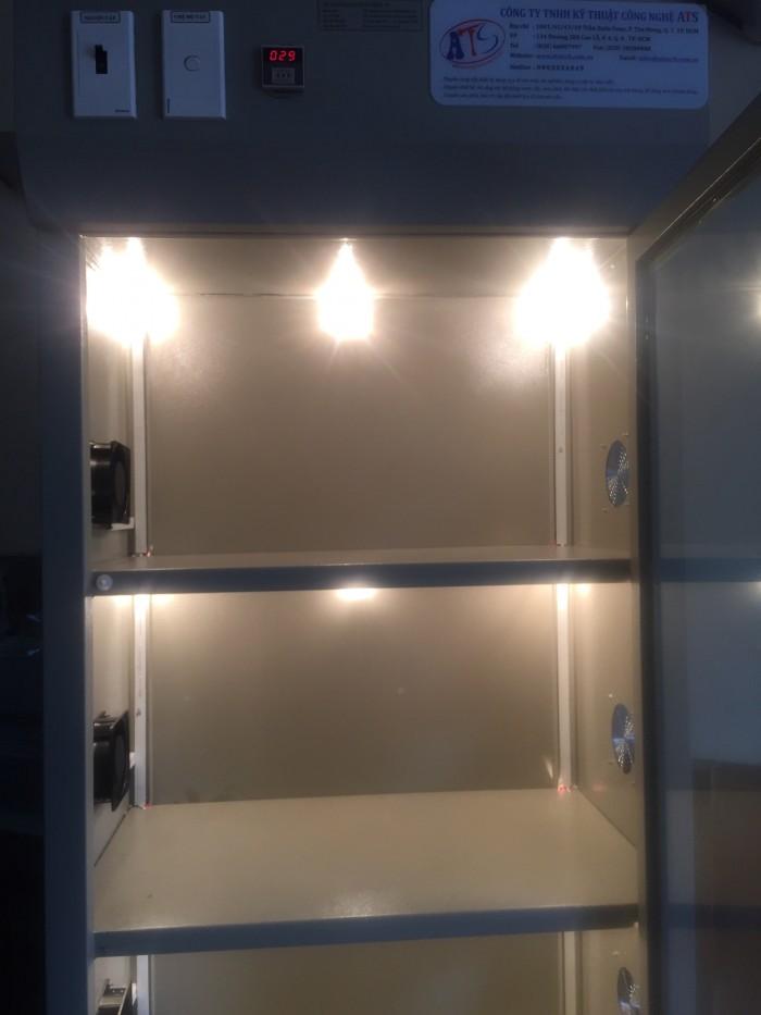 Tủ bảo quản kính hiển vi phòng thí nghiệm2