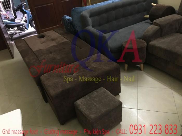 Địa chỉ cung cấp ghế massage chân Công ty Nội thất QKA Liên hệ: 0931 223 833 Địa chỉ: số 14 ngõ 31 Doãn Kế Thiện, Mai Dịch, Cầu Giấy, Hà Nội9