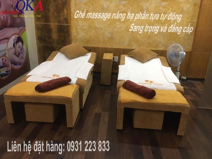 Ghế massage foot đã có mặt ở Hà Nội, Hải Phòng, Quảng Ninh, Thái Bình, Huế,..và các tỉnh thành khác12