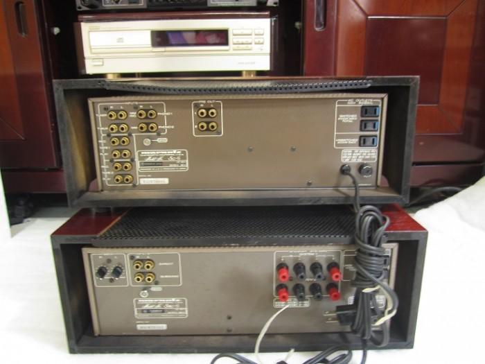 PRE POWER MARANTZ SM6. SC6  ESOTEC.