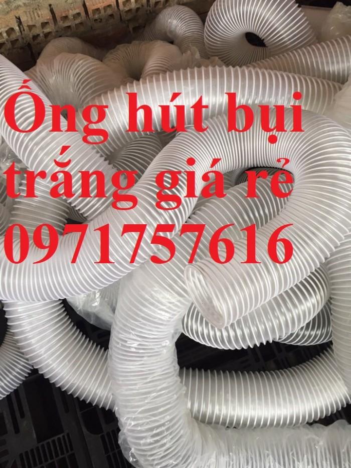Ống hút bụi gân nhựa D80,D90,D1001