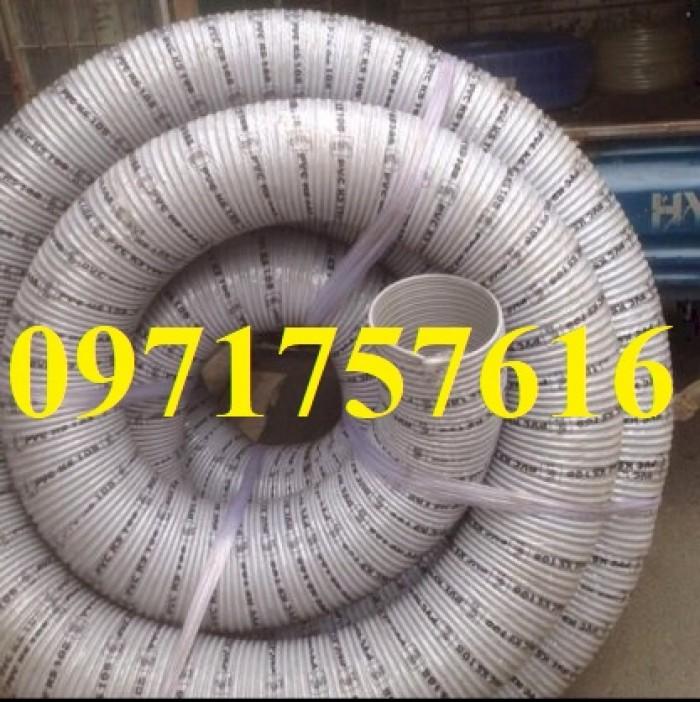 Ống hút bụi gân nhựa D80,D90,D1003