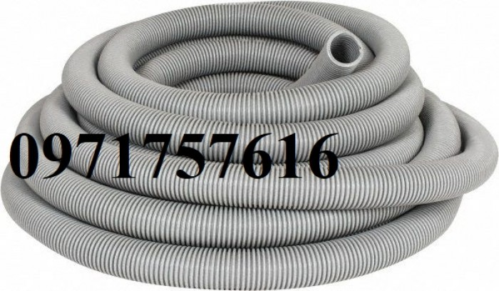 Ống hút bụi gân nhựa D80,D90,D1004