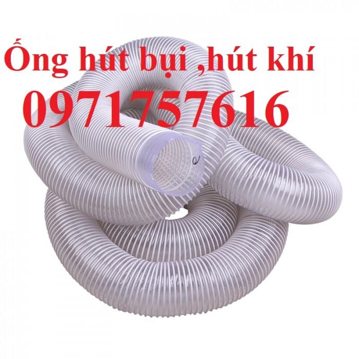 Ống hút bụi gân nhựa D80,D90,D1005