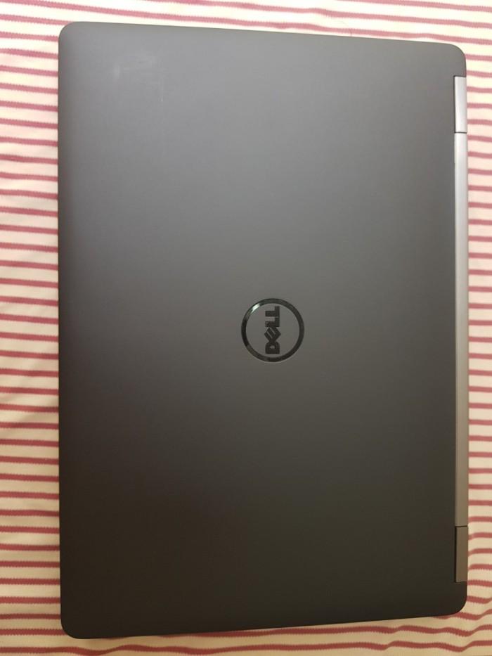 Dell Latitude E7470 - i5 6300U, 8G, 256G SSD, 14inch FHD,web,đèn phím, máy đẹ0