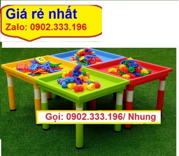 Bàn ghế nhựa mầm non ,trẻ em giá rẽ