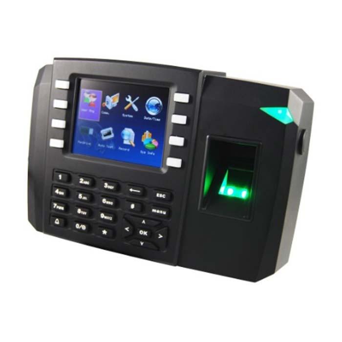 Bán Máy chấm công vân tay + thẻ cảm ứng Ronald Jack TFT 6000