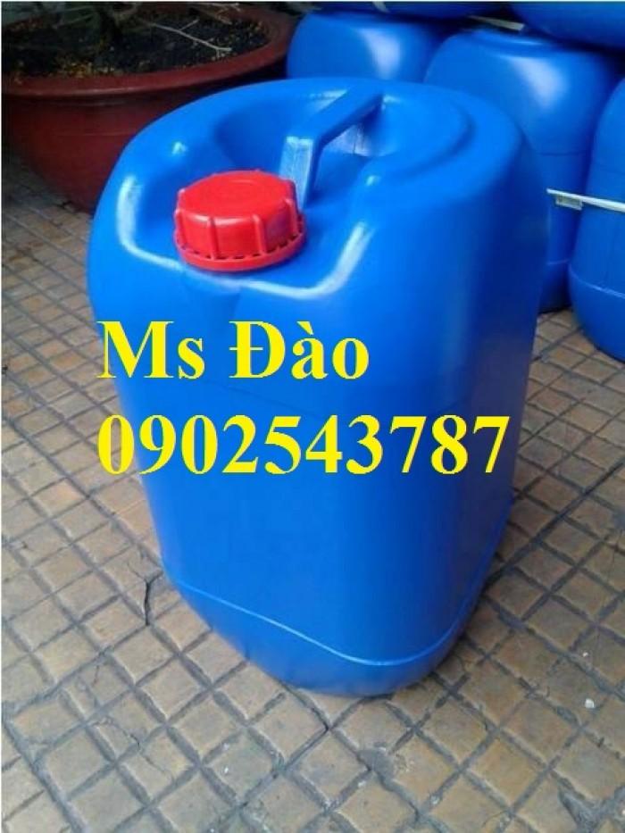 Can nhựa 25 lít giá rẻ ,can nhựa đựng hóa chất công nghiệp1
