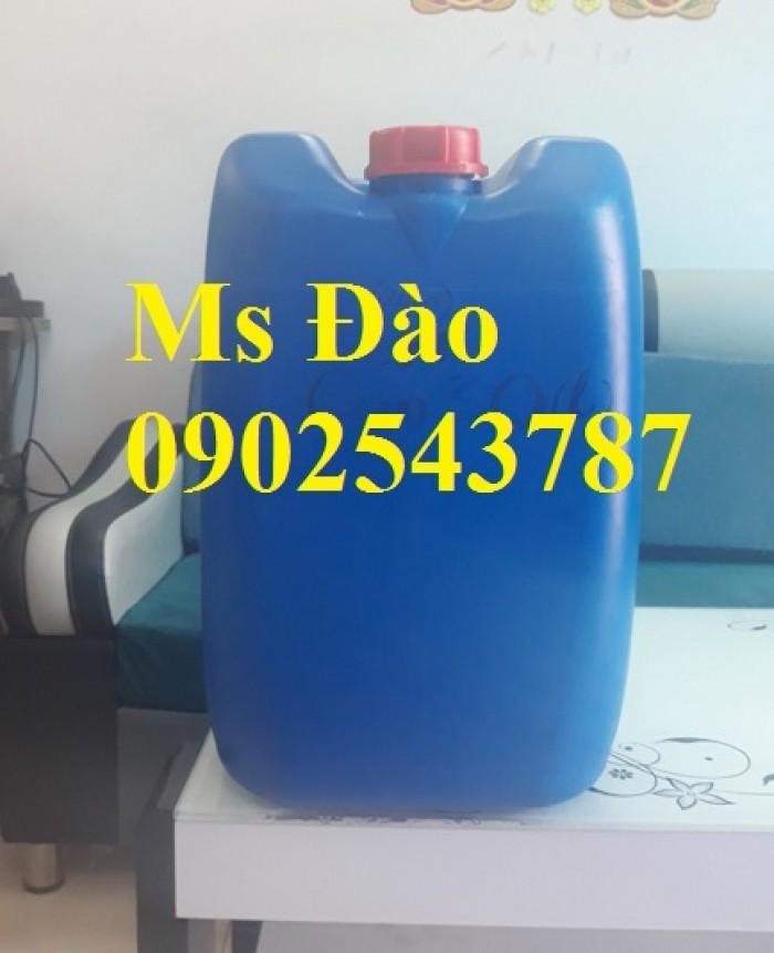 Can nhựa 25 lít giá rẻ ,can nhựa đựng hóa chất công nghiệp3