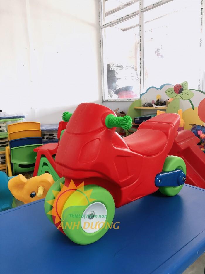 Cung cấp xe chòi chân ngộ nghĩnh, đáng yêu cho trẻ em mẫu giáo, mầm non4