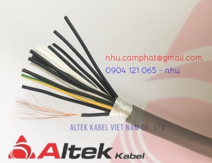 Cáp điều khiển Altek Kabel. Altek Kabel Control Cable0