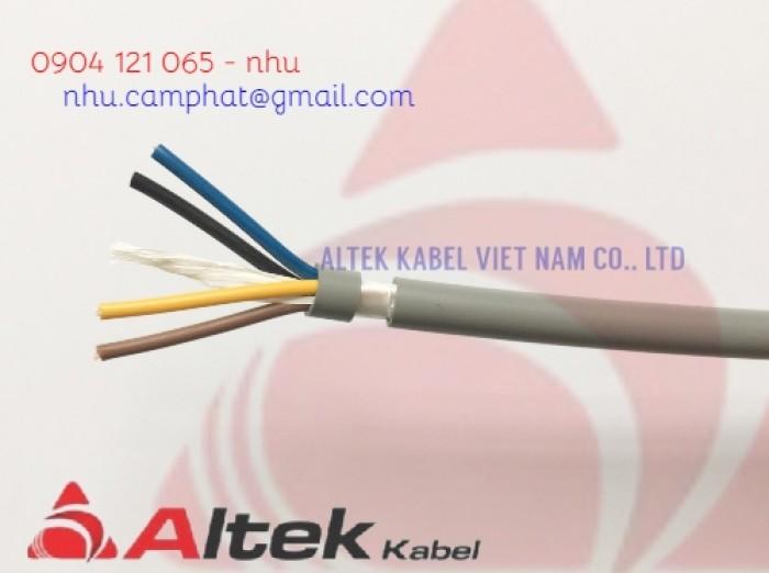 Cáp điều khiển Altek Kabel. Altek Kabel Control Cable1