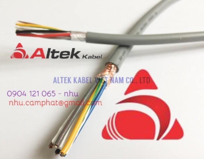 Cáp điều khiển Altek Kabel. Altek Kabel Control Cable4