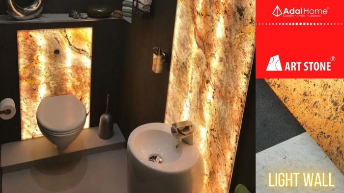 Đá dán tường , đá ốp tường siêu mỏng xuyên sáng Art Stone Light Wall là cuộc cách mạng trang trí  +Đá dán xuyên sáng siêu mỏng +Đá ốp tường, ốp trầnsiêu nhẹ +Đá trang trí siêu tiết kiệm +Thi công đá ốp tường, trang trí phòng bếp, ốp bếp, trang trí phòng khách, dán tường phòng ngủ cực kỳ đơn giản +Đá ốp tường không gỉ sét, không thấm nước, có thể ốp tường phòng tắm. +Đá trang trí dẻo, uốn để ốp quầy bar, cầu thang cuốn +Đá ốp tường, đá dán tường an toàn, thân thiện với người sử dụng4