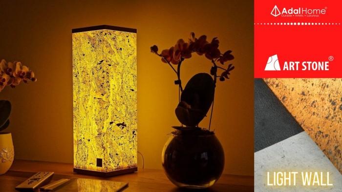 Đá dán tường , đá ốp tường siêu mỏng xuyên sáng Art Stone Light Wall là cuộc cách mạng trang trí  +Đá dán xuyên sáng siêu mỏng +Đá ốp tường, ốp trầnsiêu nhẹ +Đá trang trí siêu tiết kiệm +Thi công đá ốp tường, trang trí phòng bếp, ốp bếp, trang trí phòng khách, dán tường phòng ngủ cực kỳ đơn giản +Đá ốp tường không gỉ sét, không thấm nước, có thể ốp tường phòng tắm. +Đá trang trí dẻo, uốn để ốp quầy bar, cầu thang cuốn +Đá ốp tường, đá dán tường an toàn, thân thiện với người sử dụng6