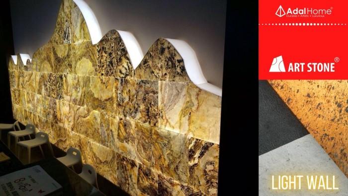 Đá dán tường , đá ốp tường siêu mỏng xuyên sáng Art Stone Light Wall là cuộc cách mạng trang trí  +Đá dán xuyên sáng siêu mỏng +Đá ốp tường, ốp trầnsiêu nhẹ +Đá trang trí siêu tiết kiệm +Thi công đá ốp tường, trang trí phòng bếp, ốp bếp, trang trí phòng khách, dán tường phòng ngủ cực kỳ đơn giản +Đá ốp tường không gỉ sét, không thấm nước, có thể ốp tường phòng tắm. +Đá trang trí dẻo, uốn để ốp quầy bar, cầu thang cuốn +Đá ốp tường, đá dán tường an toàn, thân thiện với người sử dụng8