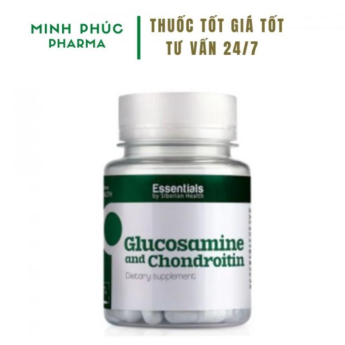 Thực phẩm bảo vệ xương khớp Glucosamine1