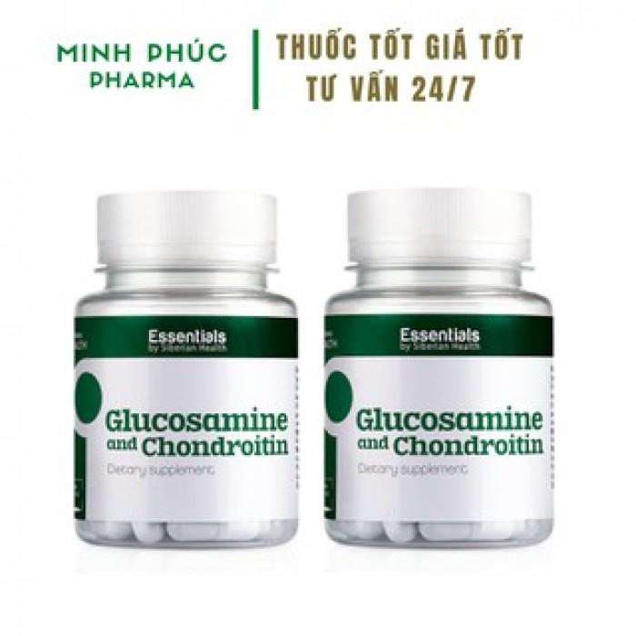 Thực phẩm bảo vệ xương khớp Glucosamine3