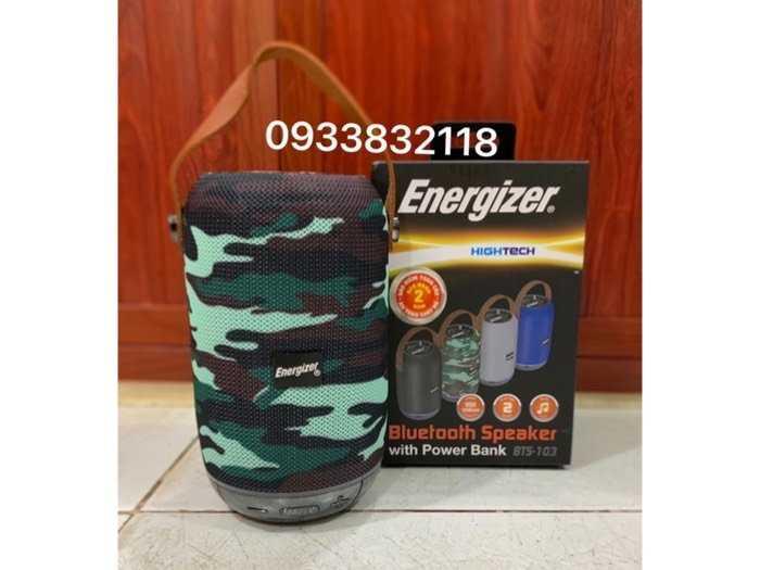 Loa Bluetooth tích hợp sạc dự phòng Energizer2