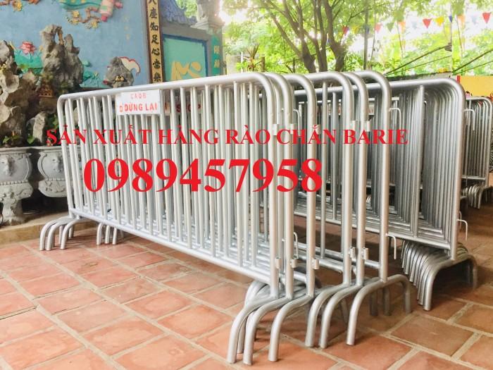 Rào chắn barie, hàng rào di động 1mx2m, 1,5mx2m9