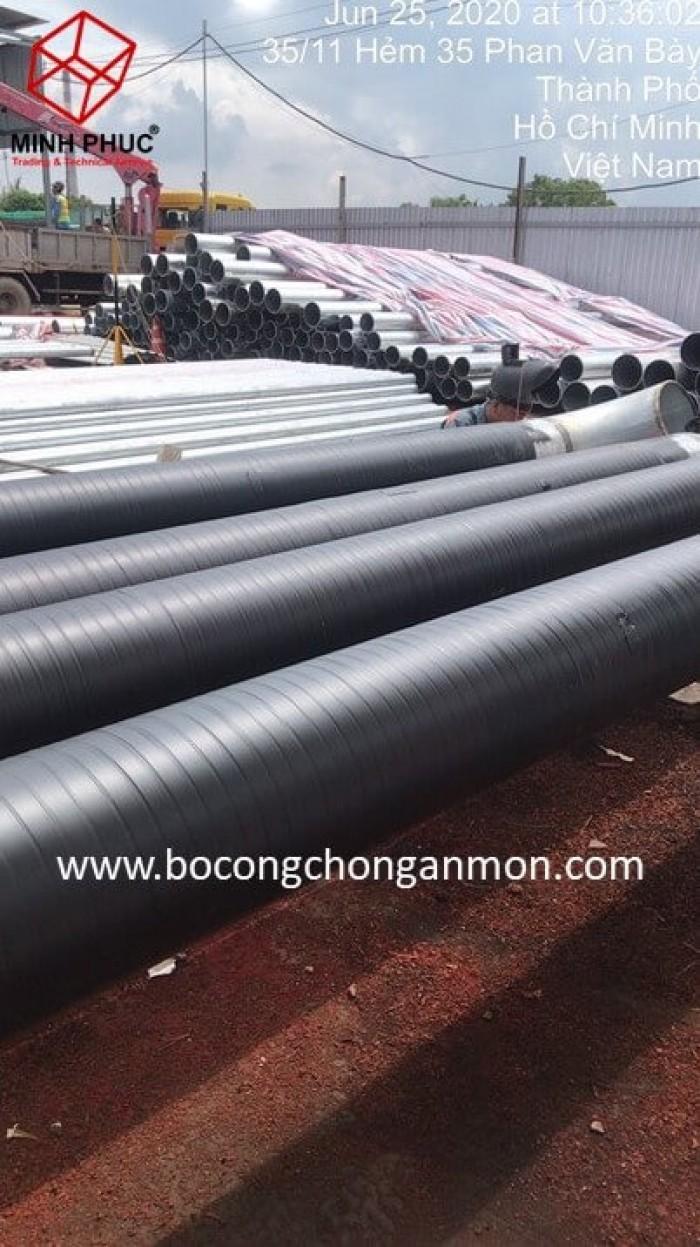 Premcote 150 - Băng quấn bitum, chống ăn mòn đường ống kim loại3