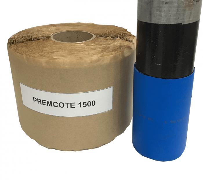 Premcote 1500 - Băng quấn chống ăn mòn ống kim loại chịu nhiệt độ cao0