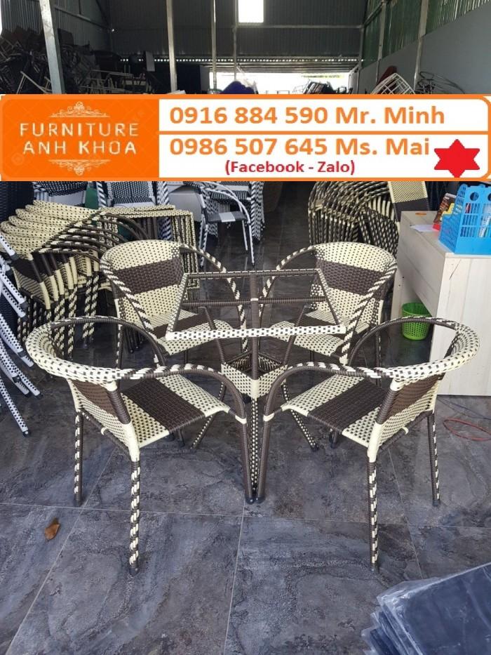 Ghế nhựt đủ màu làm tại xưởng sản xuất anh khoa 3330