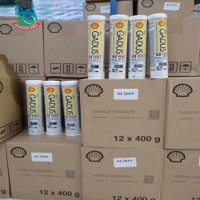 Ocean Viet – Supplying Shell Gadus Grease – Tube 400g in Vung Tau City1