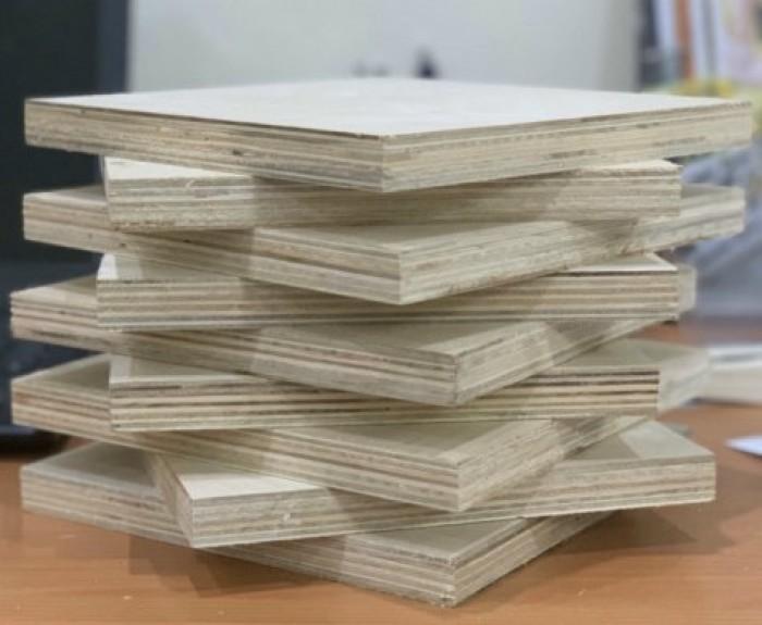 Ván gỗ dán mặt Bạch dương (Birch) dùng cho nội thất.3