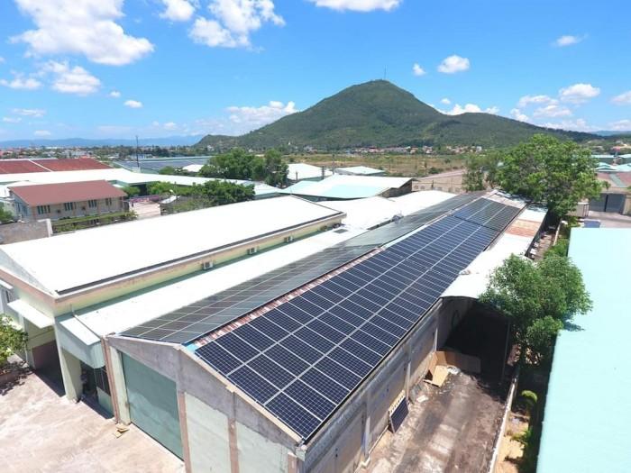 Chuyên lắp đặt điện năng lượng mặt trời tại Phú yên0